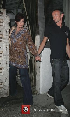 Sharon Osbourne  leaving Sur Restaurant Los Angeles, California - 08.07.08