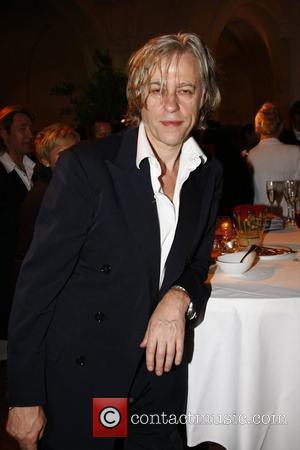 Bob Geldof Osgar Awards at Leipziger Rathaus city hall - Red carpet arrivals Leipzig, Germany - 24.06.08