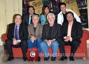 Jimmy Osmond, Alan Osmond, Donny Osmond, Las Vegas, Marie Osmond and The Osmonds