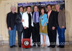 Merril Osmond, Alan Osmond, Donny Osmond, Las Vegas, Marie Osmond and The Osmonds
