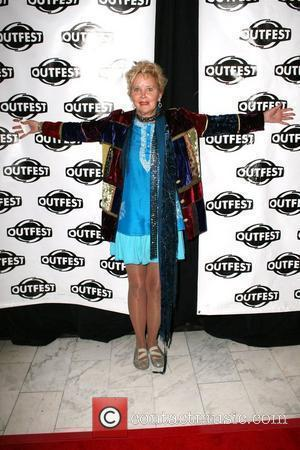 Sally Kirkland Outfest 2008 Film Festival opening night gala - Arrivals Los Angeles, California - 09.07.08