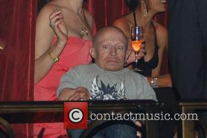 Verne Troyer and Palms Hotel