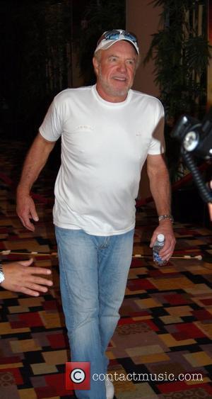 James Caan and Pamela Anderson