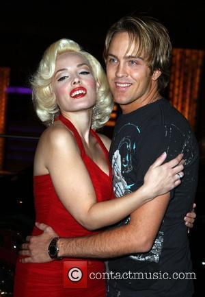 Larry Birkhead and Marilyn Monroe