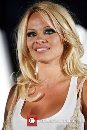 Pamela Anderson Enters Aussie Big Brother House