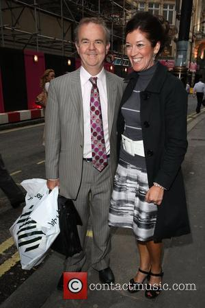Ian Hislop Penny Smith hosts a book party to launch her first novel, Coming Up Next London, England - 24.06.08