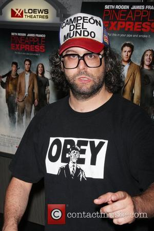 Judah Friedlander Three Olives Vodka & Columbia Pictures presents a special screening of Pineapple Express at the AMC theatre New...