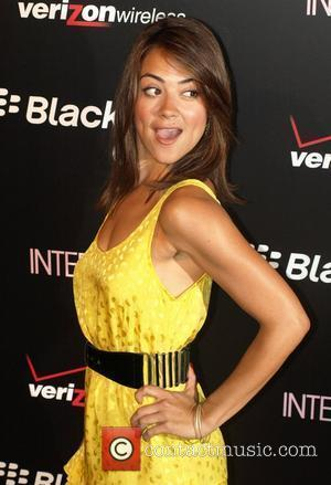 Camille Guaty Launch party for the Blackberry 8330 Pink Curve at Intermix Los Angeles, California - 27.08.08