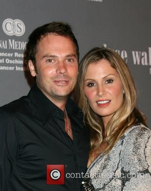 Barry Watson and Tracy Hutson