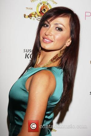 Karina Smirnoff and The Cure