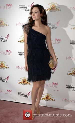 Emmy Rossum and The Cure