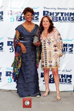 Dionne Warwick and Teena Marie