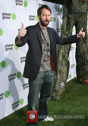 Tom Green The Premiere of Discovery Communication's 'Planet Green' - Concert at the Greek Theatre - Arrivals Los Angeles, California...