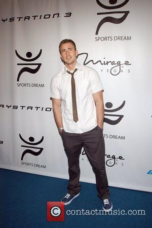 Chris Evans Playboy and Blu-ray Pre-ESPY Party held at the Playboy Mansion Beverly Hills, California - 14.07.08