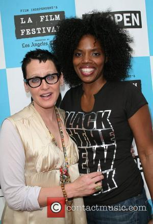 Lori Petty and Tyla Abercrumbie Screening of 'The Poker House' at the Los Angeles Film Festival  Los Angeles, California...