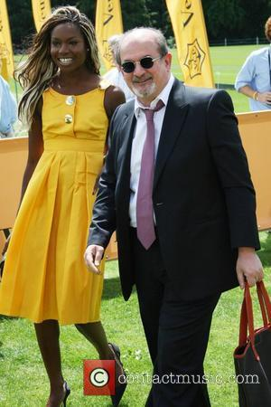 Salman Rushdie The Veuve Clicquot Gold Cup - final held at Cowdray Park Midhurst, West Sussex - 20.07.08