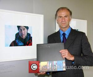 Sir Ranulph Fiennes 'Portraits of Adventure' photo exhibition held at the Royal Geographic Society London, England - 21.07.08