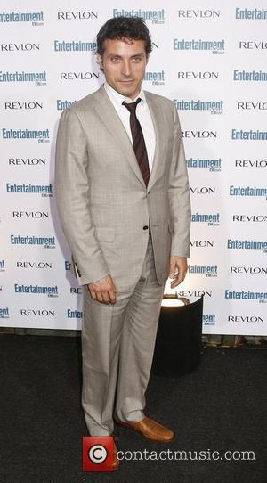Rufus Sewell Entertainment Weekly's 6th Annual Pre-Emmy Celebration honouring The 2008 Emmy Nominees at The Beverly Hills Post Office Los...