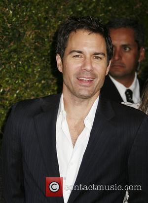 Eric McCormack Entertainment Weekly's 6th Annual Pre-Emmy Celebration honouring The 2008 Emmy Nominees at The Beverly Hills Post Office Los...