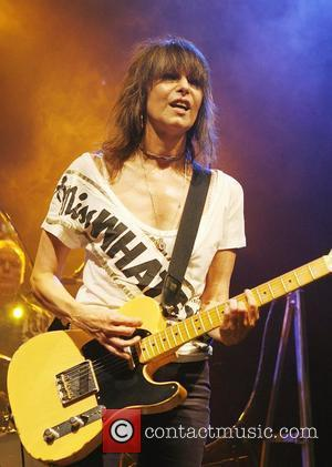 Hynde Still Not Comfortable With Fame
