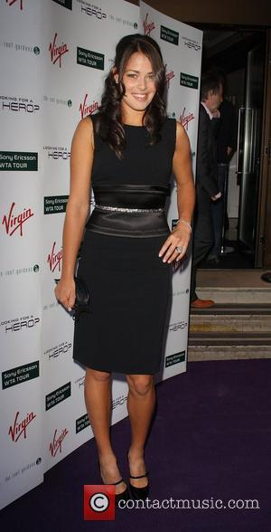 Ana Ivanovic Sony Ericsson WTA tour pre-Wimbledon party held at the Roof Gardens - Arrivals London, England - 19.06.08