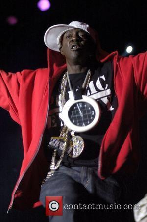 Flavor Flav of Public Enemy performing at Primavera Sound 2008 Music Festival. Barcelona, Spain - 29.05.08