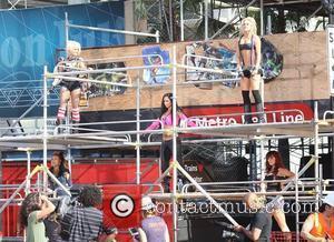 Pussycat Dolls, Nicole Scherzinger and The Pussycat Dolls