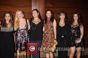 Kathy Najimy, Camryn Manheim, Jackie Collins, Mimi Rogers and Mindy McCready