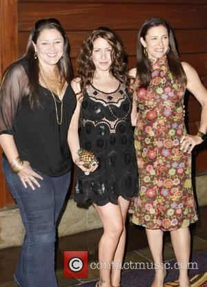 Camryn Manheim and Joely Fisher