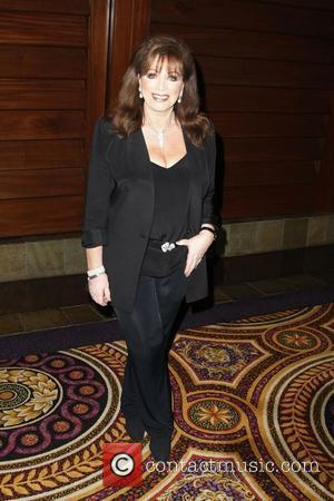 Jackie Collins The Queen of Hearts 2008 Team prepare for their WSOP poker event at Caesar's Palace Hotel and Casino...