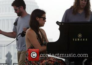 Vanessa Carlton The Susan G. Komen Foundation Race For The Cure at the National Mall  Washington DC, USA -...