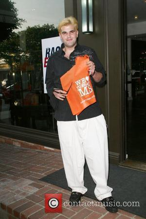 Jason Davis attends The Nancy Davis Foundation's Race To Erase MS Orange Pass benefit, at the Melrose Shopping District Los...
