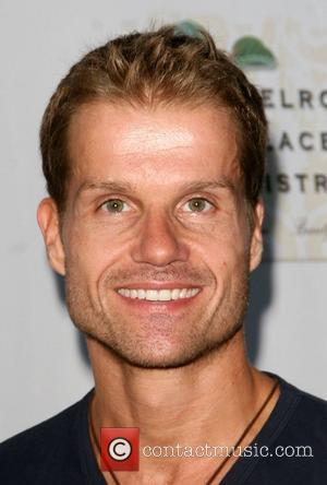 Louis Van Amstel attends The Nancy Davis Foundation's Race To Erase MS Orange Pass benefit, at the Melrose Shopping District...
