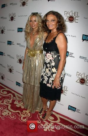 Diane Von Furstenberg and Rachel Zoe