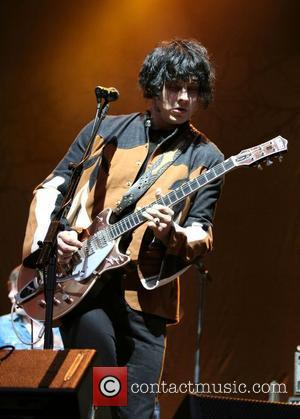 Jack White of The Raconteurs performing live at the 2nd Eden Session  Eden Project, England - 29.06.08