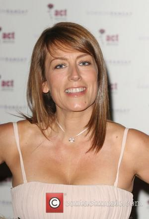 Fay Ripley Gordon And Tana Ramsay's Fundraising Dinner - Arrivals London, England - 18.09.08