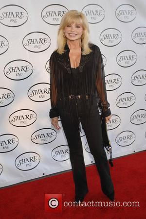 Loni Anderson Razzle! Dazzle! Share's 55th Anniversary  Boomtown Gala - 2008 - arrivals held at Santa Monica Civic Auditorium...