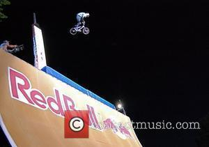 Kevin Robinson Launched Himself Into The History Books Where He Flew An Amazing 27 Feet Out Of The Ramp In Central Park At Red Bull - The Experiment