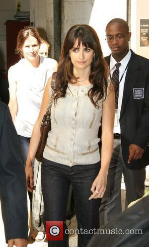 Penelope Cruz, Abc and Abc Studios