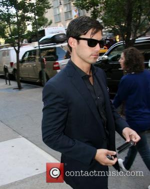 Milo Ventimiglia leaving ABC studios after appearing on 'Live with Regis and Kelly' New York City, USA - 23.09.08