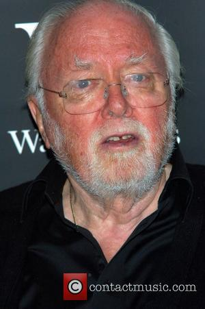 Lord Richard Attenborough at Waterstone's to sign copies of his autobiography 'Entirely Up To You, Darling,' released today. Written with...