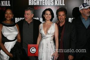 Grace Hightower, Carla Gugino and Robert De Niro