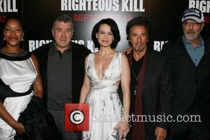 Grace Hightower, Robert De Niro, Carla Gugino, Al Pachino and Jon Avnet New York Premiere of 'The Righteous Kill' at...