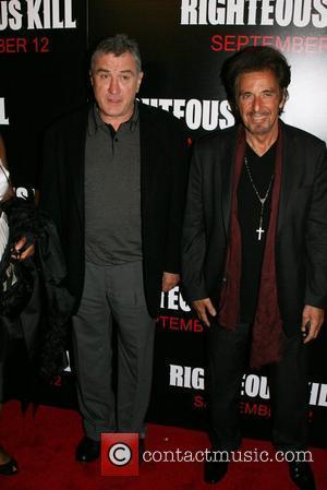 Robert De Niro and Al Pachino