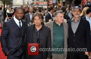 50 Cent Talks Money With De Niro