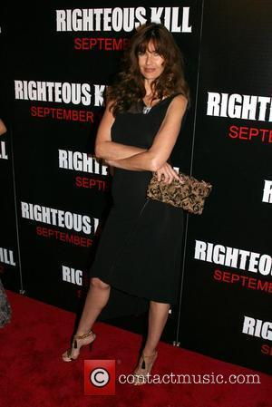 Carol Alt New York Premiere of 'Righteous Kill' at The Ziegfeld Theatre - Arrivals New York City, USA - 10.09.08