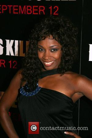D. Woods of Danity Kane New York Premiere of 'Righteous Kill' at The Ziegfeld Theatre - Arrivals New York City,...