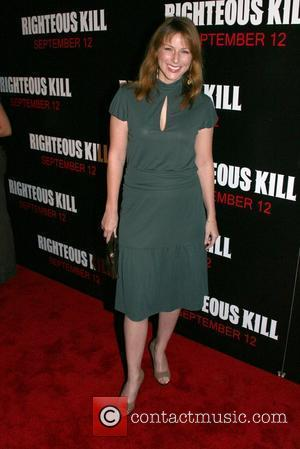 Diane Neal New York Premiere of 'Righteous Kill' at The Ziegfeld Theatre - Arrivals New York City, USA - 10.09.08