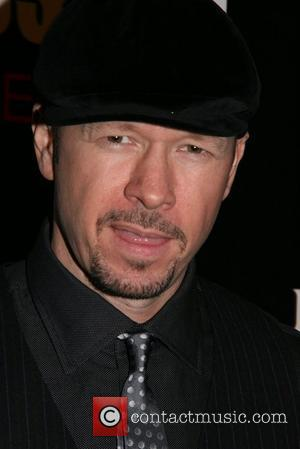 Donnie Wahlberg New York Premiere of 'Righteous Kill' at The Ziegfeld Theatre - Arrivals New York City, USA - 10.09.08