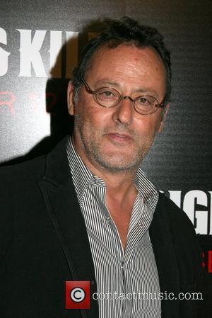 Jean Reno New York Premiere of 'Righteous Kill' at The Ziegfeld Theatre - Arrivals New York City, USA - 10.09.08